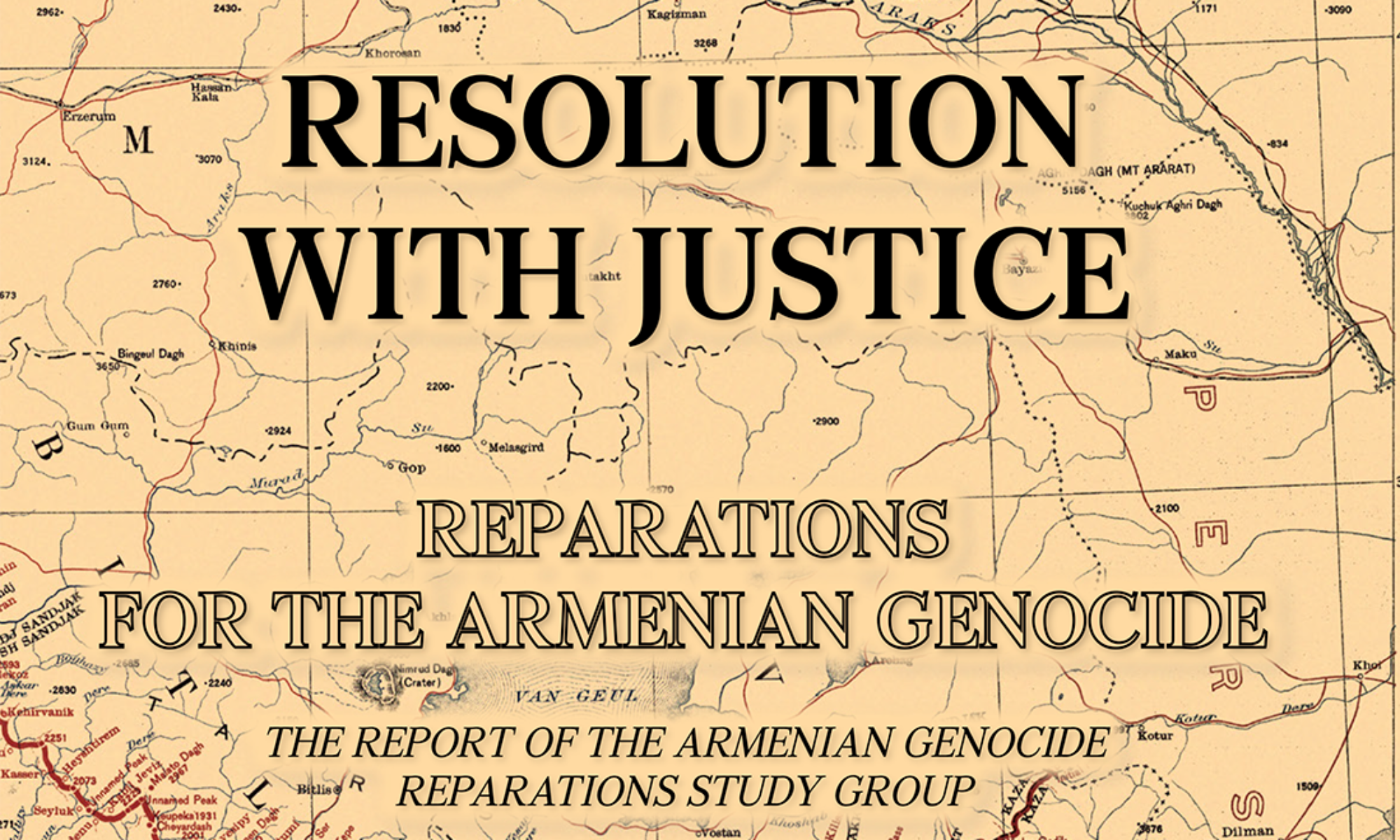 Armenian Genocide Reparations Study Group